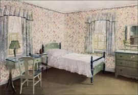 1925 Pastel Bedroom