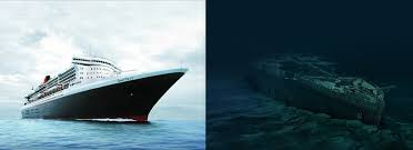 titanic compared to modern day cruise ships fitbudha