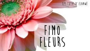 tutoriel pâte fimo 2 créer des fleurs