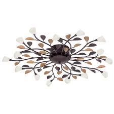Wohnzimmer Lampe Sofa Decke