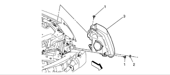 how do you replace the hid bulb on 2009 cadillac cts