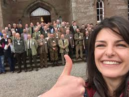 100 Gamekeepers Gather At Scone Palace