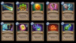 Shaman Overload Deck Loe by Alemental U0027s Profile Member List Hearthpwn