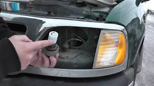 97 f150 headlight bulb replacement