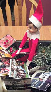 Dill Pickle On The Christmas Tree by Crazylou 10 Fun Elf On The Shelf Ideas