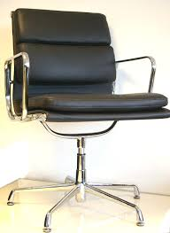 Dwr Eames Soft Pad Management Chair terrific meeting chair design ideas with leather soft pad seat and