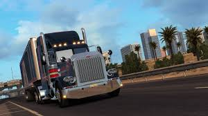 American Truck Sim Adds Free Peterbilt 389 | RaceDepartment