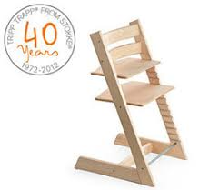 chaise b b volutive a tester la chaise haute évolutive trip trapp de stokke sur