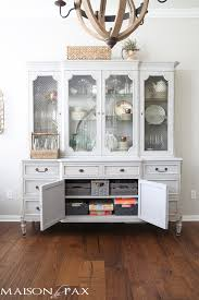 Tips For Organizing A Homework Space Use China Cabinet Art Supplies
