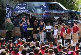 Photos: Palmetto Elementary School Gets Donation From Monster Truck ... Product Page Large Vertical Buy At Hot Wheels Monster Jam Stars And Stripes Mohawk Warrior Truck With Fathead Decals Truck Photos San Diego 2018 Stock Images Alamy Online Store Purple 2015 World Finals Xvii Competitors Announced Mighty Minis Offroad Hot Wheels 164 Gold Chase Super Orlando Set For Jan 24 Citrus Bowl Sentinel Top 10 Scariest Trucks Trend