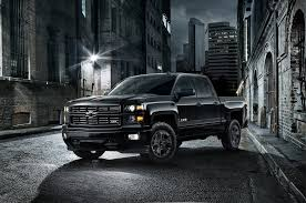 100 Chevy Special Edition Trucks 2015 Chevrolet Silverado Midnight Announced Motor Trend