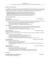 Resume Samples Elite Writing Executive