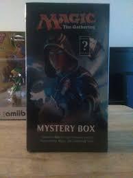 Mtg Sliver Deck Box by Mystery Box At Walmart The Rumor Mill Magic Fundamentals Mtg