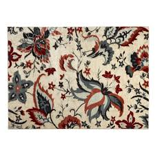 Jacobean Style Floral Curtains by 5 U0027x7 U0027 Granada Jacobean Floral Area Rug Christmas Tree Shops Andthat