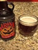 Saranac Pumpkin Ale Release Date by Beer Fellows October 2012