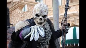 Halloween Express Purge Mask by Opening Night Universal Orlando Halloween Horror Nights 27 All