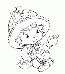 How To Draw A Baby Doll American Girl Bitty Ba Coloring Page Free