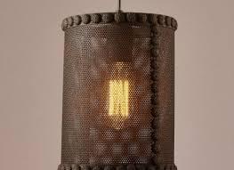 Lamp Shades Metal Mesh Lamp Shade Unique Decorative Panels