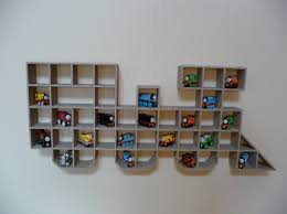 Kids Will Love Stacking And Displaying Their Trains On This Fantastic Display Shelf From Gifts By David It Can Also Be Used For Rock Collections