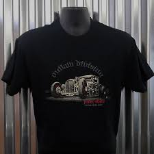 100 Jimmy Shine Truck JIMMY SHINE OUTLAW TRUCK T SHIRT SOCAL SPEED SHOP PETE CHAPOURIS