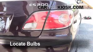 light change 2002 2006 lexus es300 2002 lexus es300 3 0l v6
