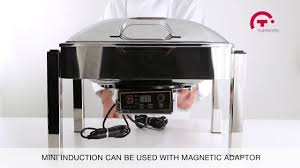 Smart W Induction Chafer