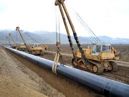 Reconstruction Of 610 623 Kilometer Section Mozdok Kazimagomed Gas Trunkline