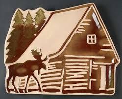 Clay Art Rustic Lodge