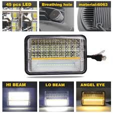 100 Truck Accessories.com China Accessories High Low Beam DRL Four Colors Angel