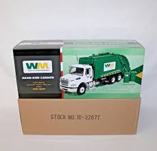 Freightliner Waste Management Mr Rear End Loader Garbage Truck 1/34 ...