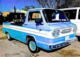 1961 Corvair Rampside Pickup On S. 1st St. This Afternoon   ATX ... Chevrolet Corvair 143px Image 12 3200 1962 Chevrolet Corvair Rampside Pickup Greenbrier 1964 Cartype 1961 Chevy 95 Very Rare For Sale Classiccarscom Van Find Of The Week Sportswagon Project Album On Imgur T140 Anaheim 2015 10 Forgotten Chevrolets That You Should Know About Page 3 Corvantics Barn Truck Patina Very