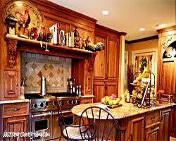 Rustic Kitchen Decorating Th