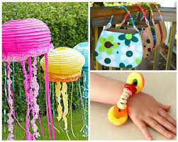 Awesome Birthday Party Craft Ideas