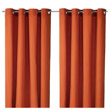 teal and orange curtains curtain extremely inspiration ikat