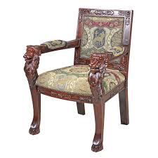 100 19th Century Lounge Chairs Html Design Toscano Beardsley Heraldic Lion Chair Armchair Wayfair