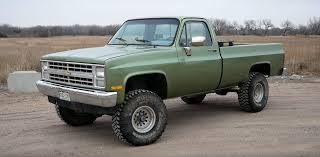 100 The Big Green Truck Goes North A 1500Mile Road Trip In A 1985 Chevy K10