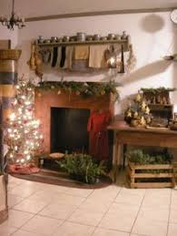Primitive Decorating Ideas For Christmas by Https Www Etsy Com Listing 174569879 Primitive Colonial Rustic