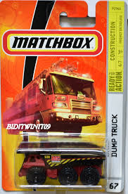 MATCHBOX 2009 CONSTRUCTION DUMP TRUCK #67 E+ [0005901] - $3.26 ... Matchbox 1960s Bedford 7 12 Ton Tipper Dump Truck 3 Diecast 99 Image Peterbilt 98 Catjpeg Cars Wiki Sale Lesney Regular Wheels No28d Mack Amazoncom Radio Control Dump Truck By Mattel 27 Mhz Rc Super Fun Hot Blog Field Tripper 3axle Vintage 1989 And 50 Similar Items Garbage Gulper Mbx Bdv59 Youtube Superfast No48a Dodge Ford F250 Dump Truckjpg Fandom 16 Scammel Snow Plough Gpw Toys Buy Online From Fishpdconz Matchbox Group Of Model Including Formula 1 Gift Set 3773020