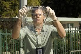 Michael C Hall As Dexter Morgan In