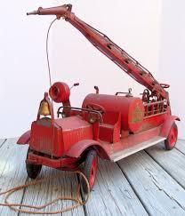 100 Antique Toy Fire Trucks Original 1920s Keystone Packard Water Tower Truck Keystone