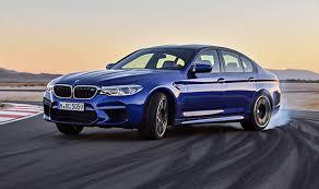 BMW M5 2018 new car revealed alongside UK price specs and
