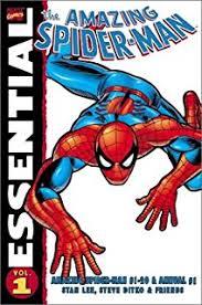 Essential Spider Man Vol 1