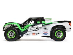 Losi Super Baja Rey 4WD Trophy Truck 1:6 RTR (with AVC Technology ...