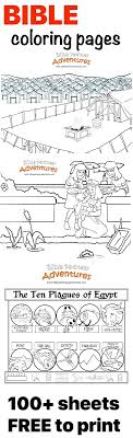 Printable Coloring Pages In Spanish Bible Based Worksheets Free For Adults Full Size