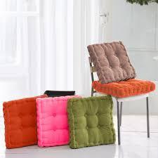 coussins de chaises de cuisine beautiful coussins de chaises de cuisine 9 épais velours élastique