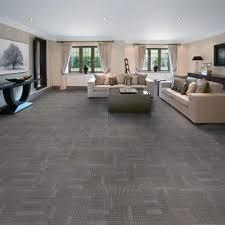 Kraus Carpet Tile Elements by Eurotile Park Avenue Steel Loop 19 7 In X 19 7 In Carpet Tile