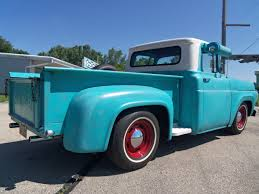 1960 Ford F100 Custom Stepside Pickup – Top Notch Vehicles Classic 1960 Ford F100 Pickup For Sale 2030 Dyler Truck Youtube I Need Help Identefing This Ford Bread Truck Big Window Parts 133083 1959 4x4 F1001951 Mark Traffic Hot Rod Network My Garage 4x4 Trucks Pinterest Trucks 571960 Power Steering Kit Installation Panel Pictures