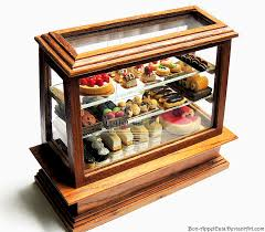 112 Pastry Display Case By Bon AppetEats