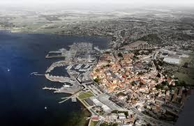 100 Jds Architects Faaborg Harbour Bath And Blue Base JDS Archello