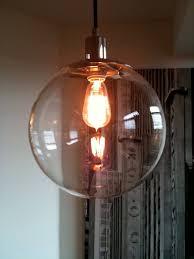 chandeliers design wonderful img clear glass globe pendant light